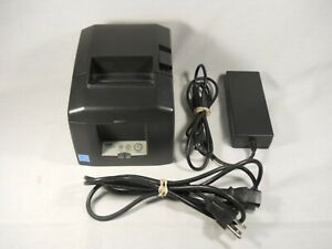 Star Tsp650ii Thermal Receipt Printer With Bluetooth 654iibi Tested