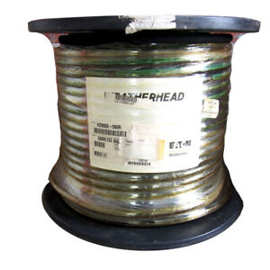 Eaton Weatherhead H29008 500r Synthetic Rubber Crimped Hydraulic Hose 5 8 X 500