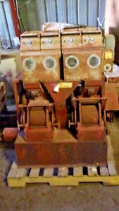 Peerless Roller Mill Electric Feed Maker Ft66105 230v Usa Made