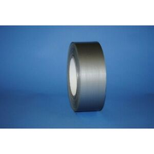 1 2 X 60 Yd Silver Colored General Purpose Cloth Duct Tape case Of 96 Rolls