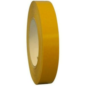 1 2 X 60 Yd Yellow Colored General Purpose Cloth Duct Tape case Of 96 Rolls