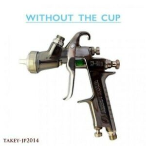 Anest Iwata W 400 W400 182g Spray Gun 1 8mm Without Cup From Japan W Tracking
