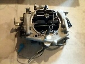 Carter Thermoquad Carburetor 9203s Carb 4 Barrel Mopar Dodge Plymouth Chrysler