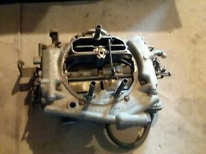 Carter Thermoquad Carburetor 9103s Carb 4 Barrel Mopar Dodge Plymouth Chrysler