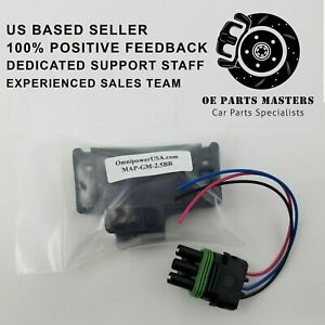 Omni Power Map U 2 5br Universal Map Sensor 2 5 Bar Turbo Boost With Pigtail
