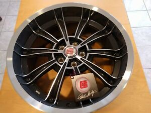 Shelby Cs66 Wheel For Mustang 20 X 10 Inch Limited Edition Black
