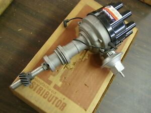 Nos R M Ford 1970 1973 351w Distributor Galaxie Truck Torino Mustang 1971 1972