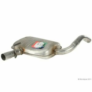 Ansa Muffler New For Vw Volkswagen Jetta Golf Cabrio 1995 2002 W0133 1892953