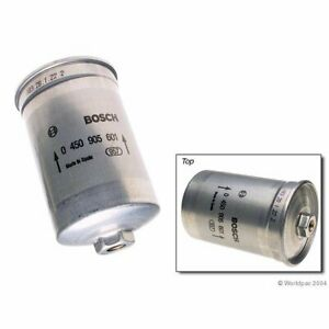 Bosch Fuel Filter Gas New For Volvo 940 740 240 960 244 S90 245 W0133 1634556