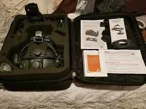 Original Heine Omega 500 Binocular Indirect Ophthalmoscope great Condition