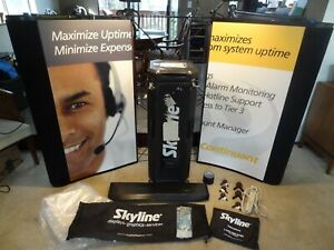 Skyline 80 X 52 Trade Show Booth Pop up Display Tabletop With Travel Case