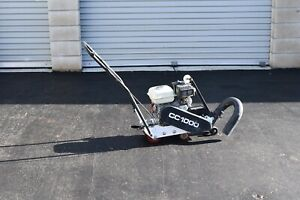 Cc1000 Gas Small Joint Concrete Saw 5 5hp Honda Diamond Products