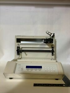 Gilson Fc 203b Fraction Collector With Spare Parts
