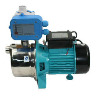 220v 240v Ip65 Automatic Electronic Switch Water Pump Pressure Controller Unit