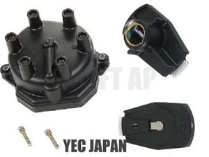 Yec Made In Japan Distributor Cap And Rotor For Nissan Pathfinder 1996 2000 V6