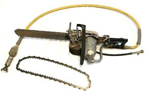 Ics 701 20 Pneumatic Concrete Chain Saw Comes With Extra Brand New Chain