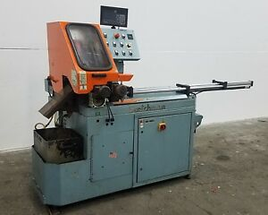 Scotchman Fully Automatic Hitch Feed Cold Saw Used Am18395