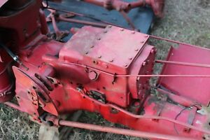Farmall Super C Tractor Complete Working Rockshaft Farmerjohnsparts