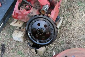 Antique Tractor Farmall Super C Bull Gear Farmerjohnsparts