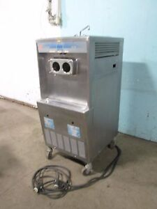 taylor 754 27 Commercial H d Water Cooled 2 Flavors Twist Ice Cream Machine