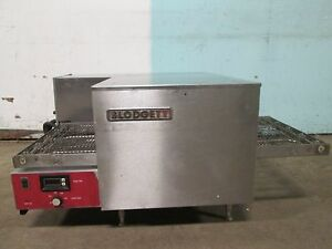 blodgett Commercial H d 1ph Electric Conveyor Pizza Oven W digital Controls
