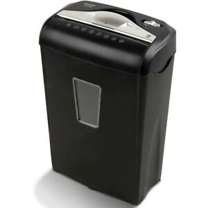 Paper Shredder Micro Cut Electric Credit Card Destroyer Home Business Document