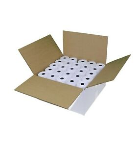Alliance Thermal Paper Receipt Rolls 3 1 8 X 230 White 50 Rolls