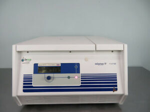 Sigma 4k15c Refrigerated Centrifuge With Warranty See Video