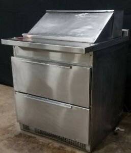 Randell Prep Station Cooler Free Shipping In The Lower 48