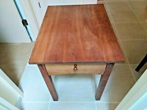 Stickley Mission End Table Cherry 91 501 703