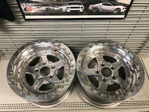 2013 Mustang Cobra Jet Rear Wheels 2 Ford Racing Performance Mustang Gt gt500