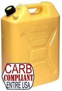Military Style 5 Gallon Diesel Can Offroad Overland 4x4 New