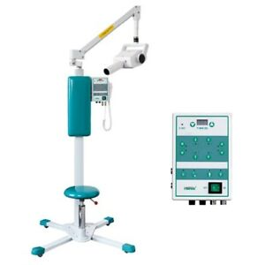 Dental Mobile X ray Machine Vertical Dental X ray Unit Moving Type Jyf 10d