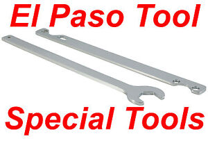 Bmw 32mm Fan Clutch Nut Wrench Water Pump Wrench Holder Tool Kit