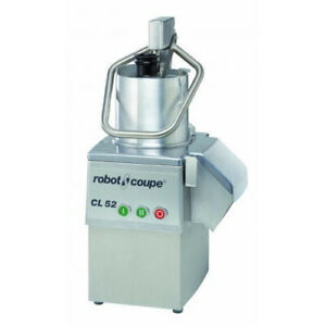 Robot Coupe Continuous Feed Food Processor 2 Hp