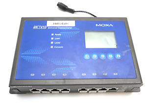 Moxa Uc7410lx Ready to run Embedded Computer