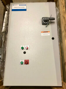Xylem Centripro Aquastart Ast20750 70 Hp 200 Amps With Weg Ssw07 Soft Starter