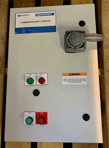 Xylem Centripro Aquastart Ast20100 10 Hp 30 Amps With Weg Ssw07 Soft Starter