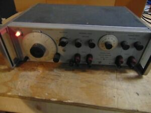 Hp 203a Variable Phase Function Generator Analog