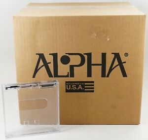 Lot Of 50 Alpha Security Nintendo Ds Video Game Retail Anti theft Locking Case