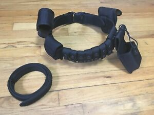 Used Police Duty Belt And Gear bianchi