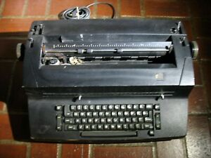 Ibm Corrective Selectric Ii 2 Electric Typewriter Parts Only