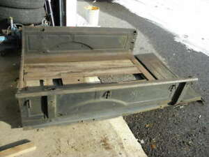 Exceptional 1926 1927 Model T Ford Roadster Pickup Box Tailgate 26 27 Touring