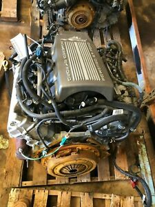 2008 2009 Ford Mustang 4 6l Engine Motor Complete Dropout