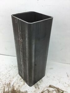4 X 4 X 11 Square Steel Tube Structural Tubing Welding Stock Welded