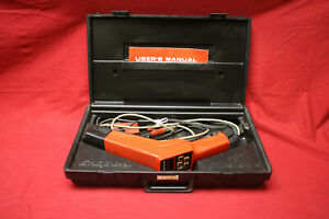 Snap On Timing Light Mt1261a W Hard Case