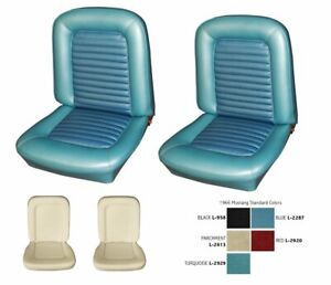 1966 Mustang Seat Cover Upholstery And Foam Set Your Color Choice