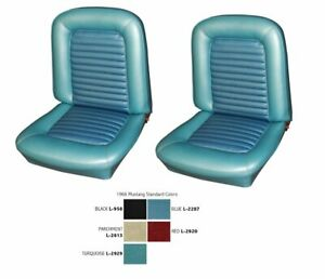 1966 Mustang Bucket Seat Cover Upholstery Your Color Choice