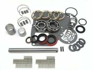 Ford Rwd Toploader 4 Speed Deluxe Transmission Rebuild Kit 1964 1973 Bk135wsd
