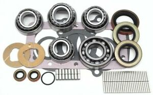 Transfer Case Rebuild Kit 66 72 Ford Dana Model 20 Bk20fe